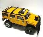 """New Bright Hummer H2 Replacement Crawler Body 1:6 Scale Yellow 28"""" Long Shell"""