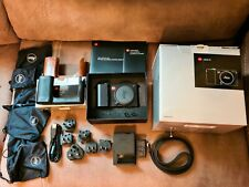 Leica TL 16.3MP Digital Camera - Black (Body Only) open box condition, 2 cases.