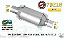 "70216 Eastern Universal Catalytic Converter Standard Catalyst 2"" Pipe 10"" Body"