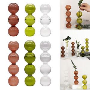 Creative Bubble Plant Scindapsus Flower Vase Planter Pot Home Desk Art