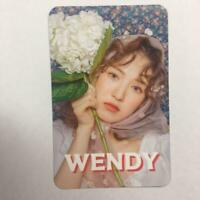 Red Velvet JPN 2nd mini ALBUM SAPPY official photocard WENDY