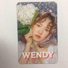 Red Velvet JPN 2nd mini ALBUM SAPPY official photocard WENDY