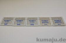 100 50 Stück Schmetz Nadeln 130//705 H 110 80 0,32 € // Stück NM 70 90