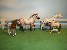 Schleich coleccionables World of nature Wild Life set//Pelikan avestruces rana