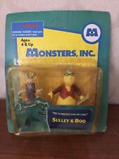 Monsters & Co Sulley & Boo Vintage
