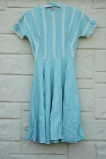 Vintage 40's-50's Desert Fashion Dress Made in Tucson Arizona