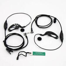 2x Oreillette en Forme de G Scellée pour Motorola Talkabout Radio XTR XTR446