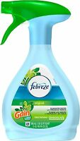 Febreze Fabric Refresher with Gain Original Scent 16.9 oz (Pack of 2)