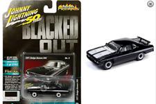 Johnny Lightning Dodge Demon 340 1971 Black w/ White Stripe JLCP7260 B 1/64