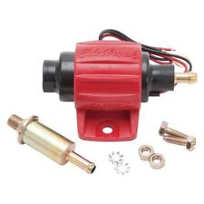 Edelbrock Electric Fuel Pump 17301; Micro Electric 38 gph @ 4psi for Gasoline