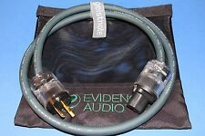 3' Power Cable ~ Evidence Audio The Source 3 ft  ~ FREE BAG