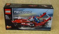 LEGO TECHNIC 42089 MOTOSCAFO DA CORSA cod.21346