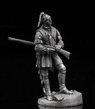 Onondaga Warrior | Tin Toy Soldier 54mm | Metal Figure | sol-54-197
