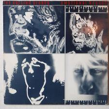 "ROLLING STONES – EMOTIONAL RESCUE – 12"" VINYL DISC – NO POSTER - VG+ DISC - 1980"