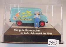 Brekina 1/87 Opel Blitz Das gute Krombacher zu jeder... OVP ohne Umkarton #2042
