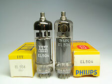 2 x NOS EL504-6GB5A-LORENZ/PHILIPS-OWN BOXES