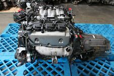 JDM 96-00 HONDA LEGEND ACURA RL 3.5 V6 C35A ENGINE And Automatic Trans Complete