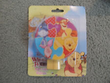 WINNIE THE POOH NIGHT LIGHT # 1 - (BRAND NEW NEVER USED)