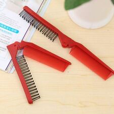 For Detangling Hair Comb Antistatic Hairbrush Folding Combs Portable Tools