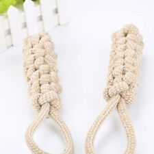 Cleaning Teeth For Dogs Pet Chewing Toy Dog Biting Toys Sisal Rope Dog Toys DS
