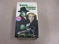 GREEN HORNET STRIKES AGAIN - 1941 Universal serial two VHS - Warren Hull  SEALED