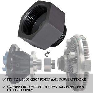 Mechanical Fan Clutch Adapter for 2003-2007 Ford 6.0L-7.3L Diesel Powerstroke