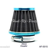 48mm Bend Foam Air Filter for HONDA//YAMAHA//SUZUKI 50cc-110cc ATV DIRT BIKE  AF-4