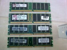 DDR-400 256MB 512MB 1GB