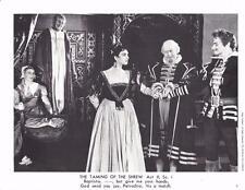 "Elizabeth Taylor,""The Taming of the Shrew"" 1967 Vintage Movie Still"