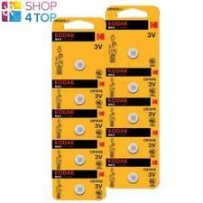 10 KODAK CR1616 MAX LITHIUM ULTRA BATTERIES 3V COIN CELL DL1616 ECR1616 NEW