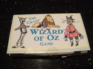 Vintage The Crazy Wizard of Oz Game by Price Stern Sloan