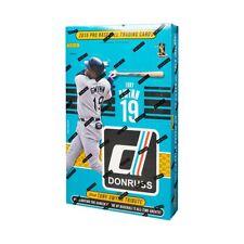 2015 Panini Donruss Hobby Baseball Box