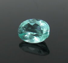 AGL Certified 1.54ct Oval Cut Neon Green Paraiba Tourmaline Gemstone