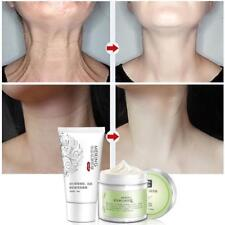 2Pcs Moisturizing Skin Wrinkles Antiaging Firming Therapy Neck Cream Ageless A