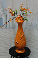 Vase orange pour Tonner Doll