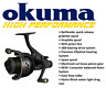 Okuma Carbonite XP Baitfeeder Carp Reel + Spare Spool