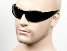 Cholo Wrap Sunglasses Polarized Dark/Smoke OG LOC Gangster Style Black CB9PL