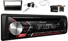 Pioneer deh-s3000bt CD USB Aux mp3 installation kit for Vauxhall Corsa merivia