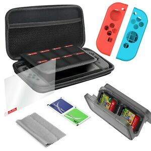 Nintendo Switch 5-in-1 Accessory Starter Pack - OLED Compatible