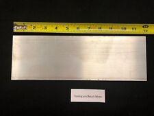 "1/4"" thk  x 4.00"" ALUMINUM  Flat Bar, plate 6061 12.00"" long   Lathe or milling"