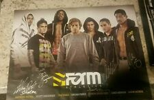 UFC MMA Anthony Pettis Benavidez Mendes more auto signed 18x24 FORM Poster