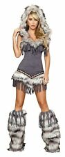 Adult Native American Temptress Costume by Roma 4427 Medium