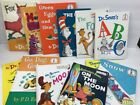 Lot of 10 RANDOM Dr. Seuss Children Kids Learn to I Can Read Books Cat Hat