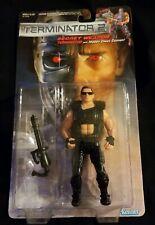 Kenner Terminator 2 Secret Weapon Terminator With Hidden Chest Cannon New
