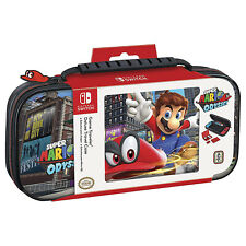 Estuche para Nintendo Switch Game Traveler Deluxe NNS58 Super Mario Odyssey