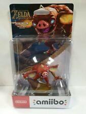Amiibo The Legend of Zelda BOKOBLIN  Figure New / Sealed