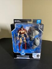 🔥McFarlane Batman Multiverse: Last Knight On Earth Wonder Woman (On Hand)🚗💨🔥