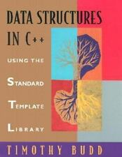 Data Structures in C++: Using the Standard Template Library (STL)-ExLibrary
