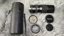 Tokina RMC Objektiv 100-300 1:5 mit Adapter Sony E-Mount wie NEU + Zubehörpaket