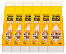 6 x Original Source Moisturising Shower Gel Pineapple & Coconut Oil 250mL